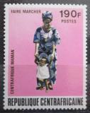 Poštovní známka SAR 1972 Matka s dítětem Mi# 303