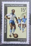 Poštovní známka SAR 1969 Fotbal Mi# 190