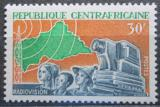 Poštovní známka SAR 1967 Radiovision Mi# 137