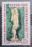Poštovní známka SAR 1966 Festival afrického umění Mi# 102
