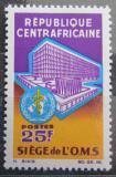 Poštovní známka SAR 1966 Budova WHO v Ženevě Mi# 105