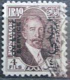 Poštovní známka Irák 1932 Král Faisal I., úřední Mi# 78