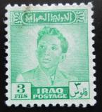 Poštovní známka Irák 1948 Král Faisal II. Mi# 129