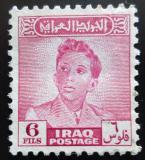 Poštovní známka Irák 1948 Král Faisal II. Mi# 132