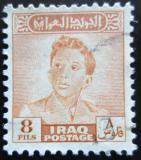 Poštovní známka Irák 1948 Král Faisal II. Mi# 133