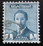 Poštovní známka Irák 1956 Král Faisal II. Mi# 167