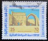 Poštovní známka Irák 1967 Ktésifón Mi# 508