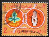 Poštovní známka Irák 1967 Skauting Mi# 514 A