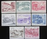 Poštovní známky Rakousko 1964 Světový kongres UPU Mi# 1156-63