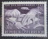 Poštovní známka Rakousko 1962 Den známek Mi# 1127