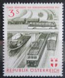 Poštovní známka Rakousko 1961 Dopravní konference Mi# 1086