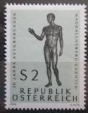 Poštovní známka Rakousko 1968 Bronzová socha Mi# 1268