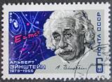 Poštovní známka SSSR 1979 Albert Einstein Mi# 4828