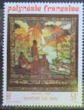 Poštovní známka Francouzská Polynésie 1988 Umění, Paul Engdahl Mi# 504