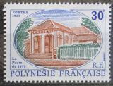 Poštovní známka Francouzská Polynésie 1989 Pošta na Tahiti Mi# 521