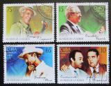 Poštovní známky Kuba 2004 Hudební studio Mi# 4599-4602