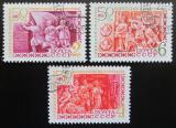 Poštovní známky SSSR 1969 Bělorusko, 50. výročí Mi# 3594-96