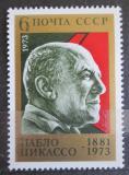 Poštovní známka SSSR 1973 Pablo Picasso Mi# 4199