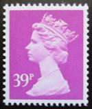 Poštovní známka Velká Británie 1992 Královna Alžběta II. Mi# 1362 C