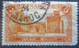 Poštovní známka Francouzské Maroko 1923 Mešita Mi# 53