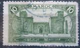 Poštovní známka Francouzské Maroko 1923 Mešita Mi# 54