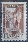 Poštovní známka Francouzské Maroko 1933 Attarin-Medresse Mi# 108