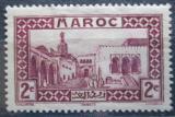 Poštovní známka Francouzské Maroko 1933 Palác sultána, Tanger Mi# 94