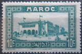 Poštovní známka Francouzské Maroko 1933 Pošta v Casablance Mi# 97