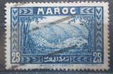 Poštovní známka Francouzské Maroko 1933 Moulay Idris Mi# 100