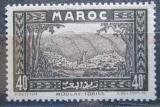 Poštovní známka Francouzské Maroko 1933 Moulay Idris Mi# 102