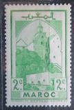 Poštovní známka Francouzské Maroko 1939 Sefrou Mi# 140