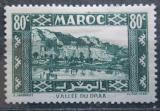 Poštovní známka Francouzské Maroko 1940 Údolí Draa Mi# 156