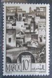 Poštovní známka Francouzské Maroko 1947 Maurské město Mi# 242