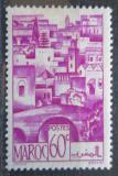 Poštovní známka Francouzské Maroko 1947 Maurské město Mi# 246