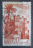 Poštovní známka Francouzské Maroko 1947 Ourzazat Mi# 265