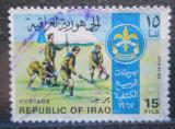 Poštovní známka Irák 1967 Skauting Mi# 517 A
