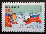Poštovní známka Nizozemí 1999 Komiks, Tim a Struppi Mi# 1737 y