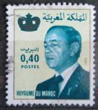 Poštovní známka Maroko 1981 Král Hassan II. Mi# 984