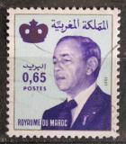 Poštovní známka Maroko 1981 Král Hassan II. Mi# 987