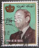Poštovní známka Maroko 1995 Král Hassan II. Mi# 1013 II Kat 10€