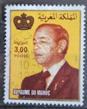 Poštovní známka Maroko 1983 Král Hassan II. Mi# 1014 I