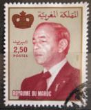 Poštovní známka Maroko 1987 Král Hassan II. Mi# 1110
