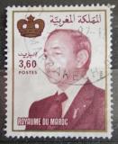 Poštovní známka Maroko 1988 Král Hassan II. Mi# 1150