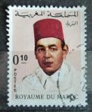 Poštovní známka Maroko 1968 Král Hassan II. Mi# 602