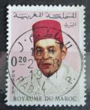Poštovní známka Maroko 1968 Král Hassan II. Mi# 604