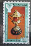 Poštovní známka Maroko 1976 Africký pohár, fotbal Mi# 858