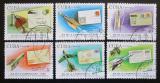 Poštovní známky Kuba 1989 Den kosmonautiky Mi# 3279-84
