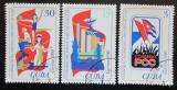 Poštovní známky Kuba 1980 Sjezd komunistické strany Mi# 2525-27