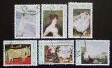Poštovní známky Kuba 1978 Umění Mi# 2273-78