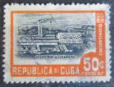 Poštovní známka Kuba 1952 Továrna na cukr Mi# 316